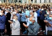 اقامه نماز عید سعید قربان در استان مرکزی به روایت تصویر