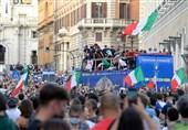 قهرمان یورو 2020 مقصر شیوع دوباره کرونا در ایتالیا شناخته شد!