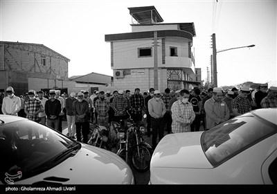 عید قربان در سیمین شهر گلستان
