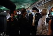 حضور رئیس سازمان بسیج مستضعفین در استان سمنان به روایت تصاویر
