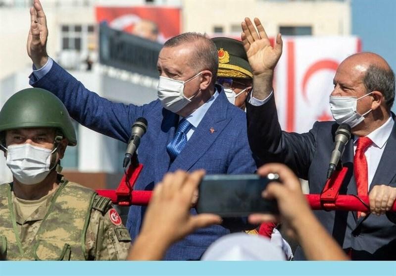 واکنش تند آمریکا و اروپا به سخنان اردوغان در قبرس