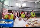 اهدای 500 هزار بسته پروتئینی گوشت گوسفندی به آسیبدیدگان کرونا