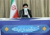 آیتالله رئیسی: مردم خوزستان دِین خود را به انقلاب و امنیت کشور ادا کردهاند/ آغاز بررسی مسائل و تدوین برنامه برای خوزستان