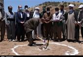 آستان قدس در ساخت مدارس مناطق محروم استان کرمانشاه مشارکت میکند