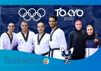 آرزوی موفقیت خانواده تکواندو برای تیم اعزامی ایران به المپیک 2020 توکیو