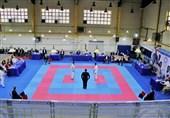 پایان مسابقات انتخابی درون اردویی تیم ملی کاراته/ معرفی نفرات برتر سه وزن پایانی