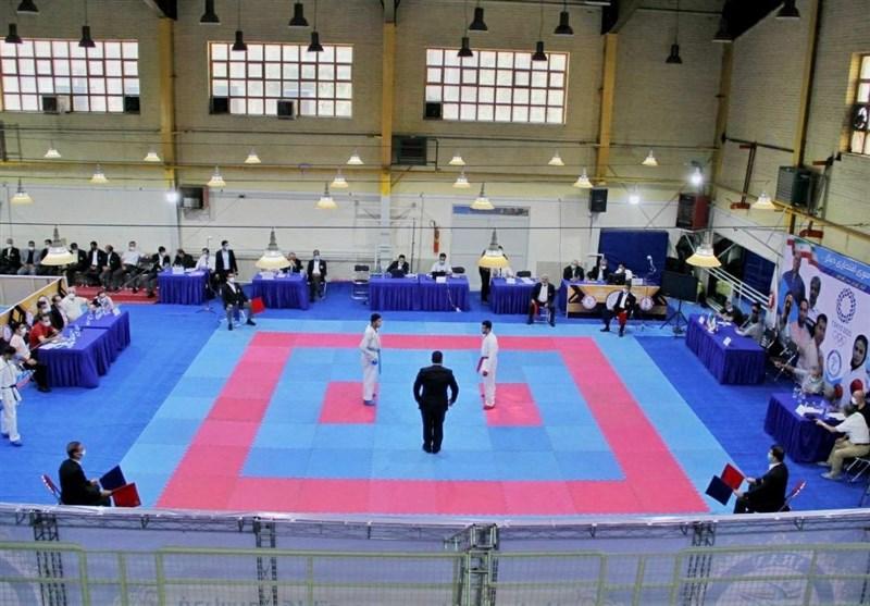 معرفی نفرات شرکتکننده در مرحله دوم انتخابی تیم ملی کاراته آقایان