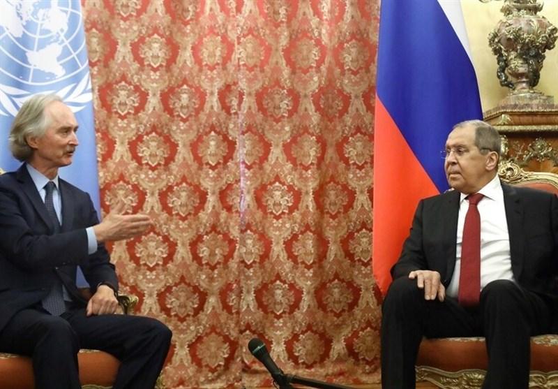 تاکید مسکو و سازمان ملل بر ادامه فعالیتکمیته قانون اساسی سوریه