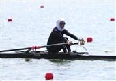 المپیک 2020 توکیو| موفقیت اولین نماینده ایران در مرحله گروهی روئینگ/ نازنین ملایی راهی یک چهارم نهایی شد
