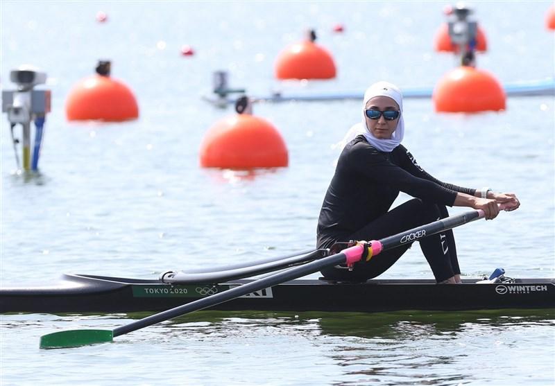 المپیک 2020 توکیو| ملایی: در رقابت مرگ شرکت کردم/ امیدوارم رتبهای بهتر از دوازدهم کسب کنم