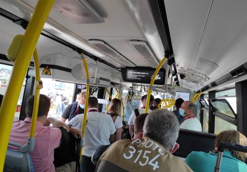 از قطعی اینترنت تا علاقمندی ژاپنیها به اپلیکیشن و پیچیده کردن کارها/ زنده شدن یاد BRT تهران در توکیو!