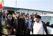 بازدید معاون وزیر راه و شهرسازی از پروژههای مهم استان اردبیل به روایت تصویر