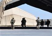 نظامیان آمریکایی و خروجی نمایشی از عراق