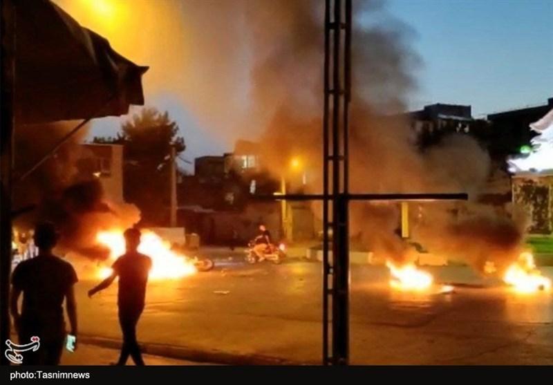 ماجرای درگیریهای شب گذشته در شهرستان الیگودرز چه بود؟