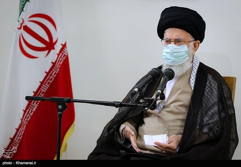 امام خامنه ای: اگر به توصیهها نسبت به آب خوزستان توجه می شد، حالا این اشکالات را نداشتیم / اهالی خوزستان مردم باوفایی هستند