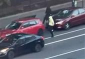 تیراندازی در نزدیکی کاخ سفید با دو مجروح+فیلم