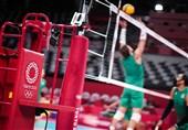المپیک 2020 توکیو  شرایط خاص در مسابقات والیبال
