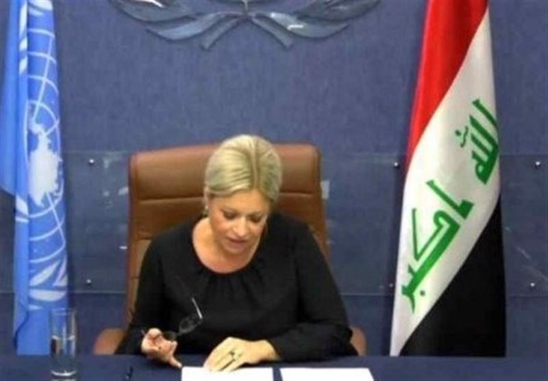واکنش عراقیها به اظهارات مداخله جویانه نماینده سازمان ملل در بغداد