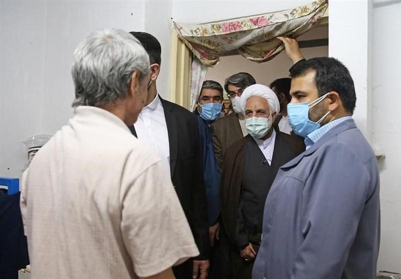 7 دستور ویژه محسنیاژهای برای بهبود وضعیت زندانها در بازدید سرزده از رجاییشهر