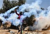 """درگیری بین فلسطینیان و صهیونیستها در شهرک """"بیتا""""/ واکنش حماس به شهادت کودک فلسطینی"""