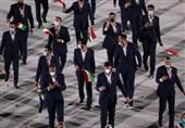 خودنمایی لباس ایران در افتتاحیه المپیک و برتری نسبت به رقبا
