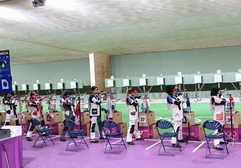 لحظه به لحظه با نتایج روز دوم المپیک 2020 توکیو| ناکامی 2 بانوی تیراندازی ایران در صعود به فینال