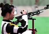 المپیک 2020 توکیو| تیرانداز چینی رکورد المپیک را شکست و اولین طلایی لقب گرفت