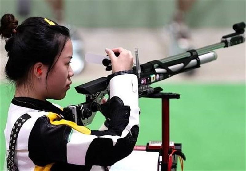 المپیک 2020 توکیو  تیرانداز چینی رکورد المپیک را شکست و اولین طلایی لقب گرفت