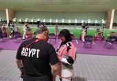 المپیک 2020 توکیو| حضور 3 بانوی محجبه ایرانی و مصری در مسابقات تیراندازی