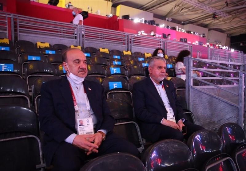 المپیک ۲۰۲۰ توکیو| تبریک تلفنی سلطانیفر به اولین مدالآور ایران