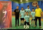 تلاش ملیپوشان جوان پارابدمینتون ایران برای موفقیت در مسابقات آسیایی بحرین + فیلم
