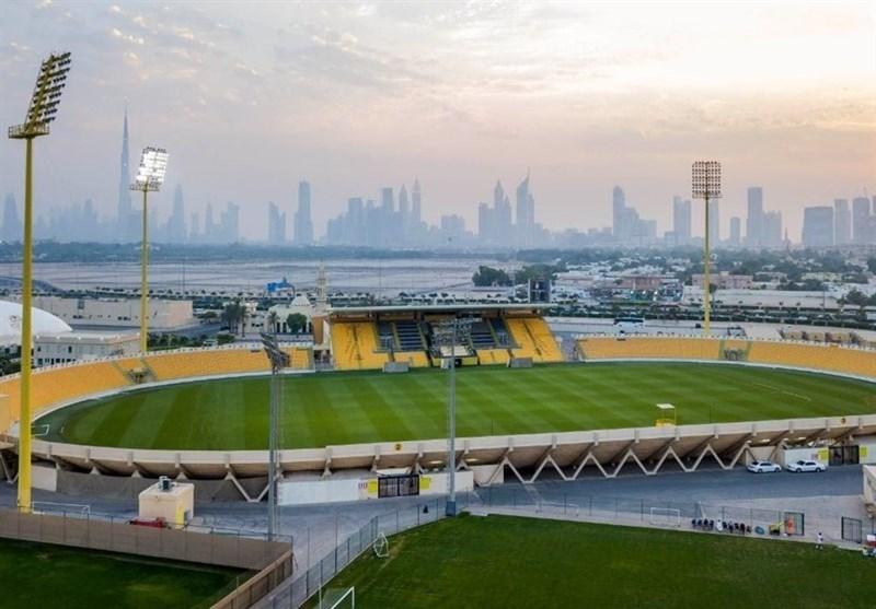 امارات در ورزشگاه زعبیل دبی میزبان ایران خواهد بود