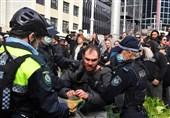 Thousands Protest Lockdown in Sydney, Several Arrested