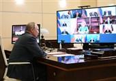 تأکید پوتین بر توسعه روابط با کشورهای جامعه مشترک المنافع