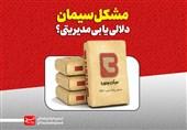 علت اصلی کمبود سیمان در بازار استان خراسان شمالی چیست؟/ تعطیلی بورس کالا و جولان واسطهها + فیلم