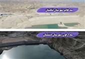 2 سد استان بوشهر با دستور رئیسجمهور وارد مدار بهرهبرداری شد