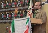 """حاج""""سید احمد قریشی"""" جانباز جنگ تحمیلی به پدر و برادر شهیدش پیوست"""
