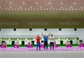 المپیک 2020 توکیو طلایی کاروان ایران پیروزیاش را به چه کسی نسبت داد؟ + عکس
