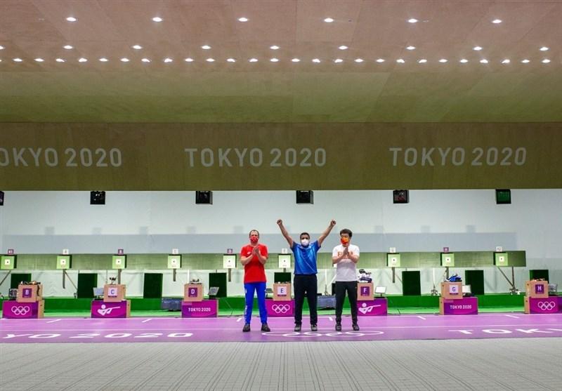 المپیک , المپیک 2020 توکیو , تیراندازی - المپیک 2020 توکیو ,