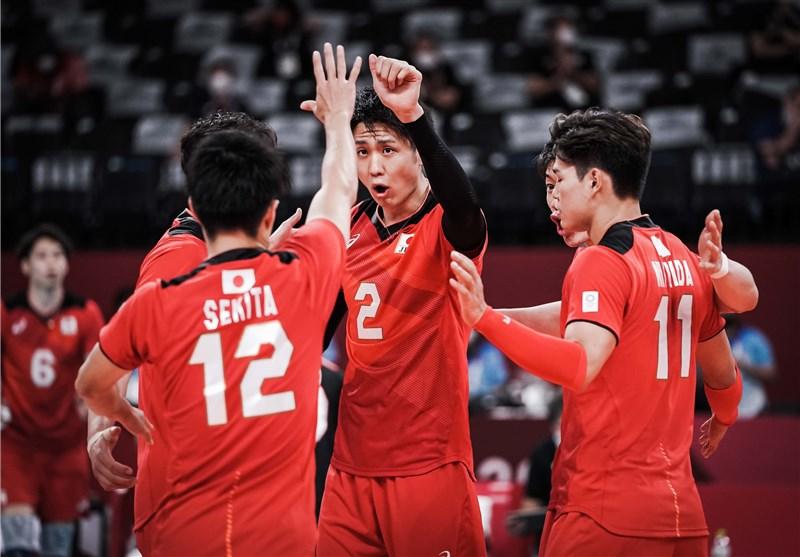 المپیک 2020 توکیو| ژاپن با پیروزی شروع کرد/ والیبال آرژانتین مغلوب روسیه شد