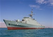 Iranian Naval Fleet Arrives in St. Petersburg to Attend Naval Parade