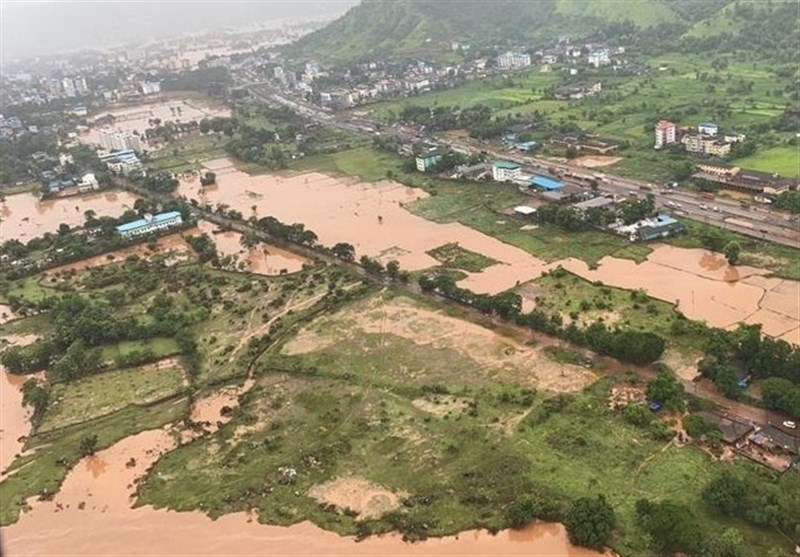 At Least 125 Dead as Heavy Rain in India Triggers Floods
