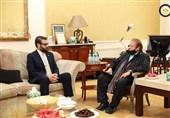 انتقاد دیپلمات سابق افغان از دیدار محب با نواز شریف
