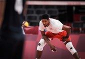 المپیک 2020 توکیو|لئون: از شکست مقابل ایران آموختیم که باید کمی بهتر بازی کنیم