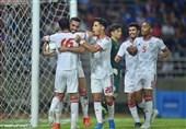 اردوی تیم ملی فوتبال امارات در صربستان