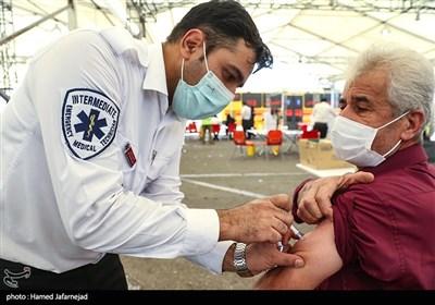 طرح ضربتی واکسیناسیون کرونا توسط نیروهای اورژانس