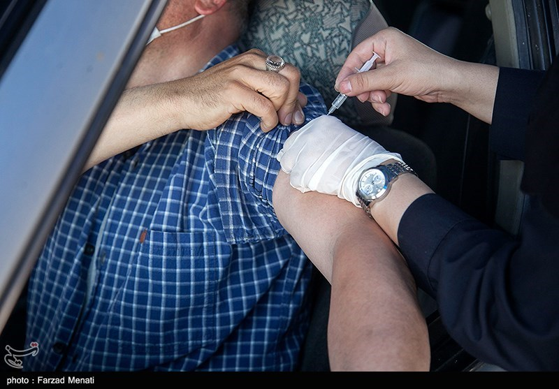 امکان انتخاب مکان و زمان تزریق واکسن کرونا فراهم شد