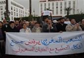 درخواست رژیم اسرائیل برای تعیین سفیر مغرب در تلآویو