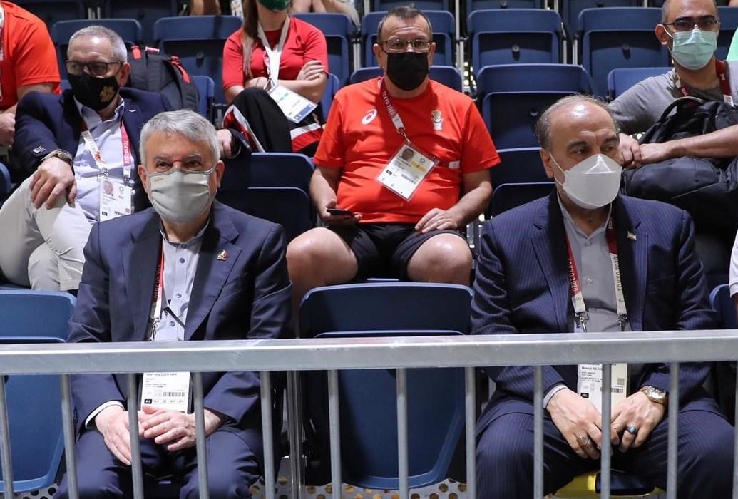 تیراندازی ایران , تیراندازی - المپیک 2020 توکیو ,