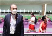 المپیک 2020 توکیو| سلطانیفر به ایران بازگشت